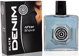 Parfumuri și produse cosmetice Loțiune după ras - Denim Black After Shave