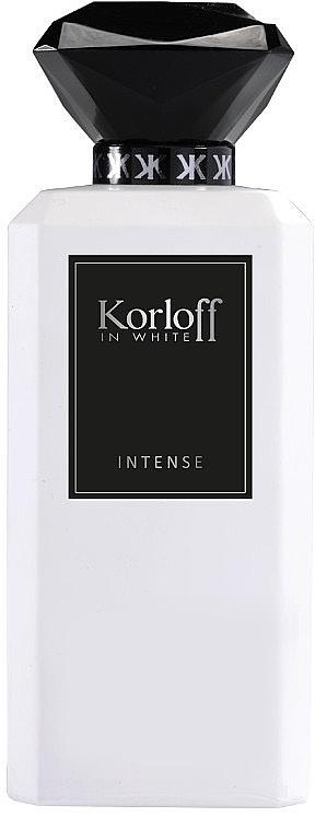 Korloff Paris In White Intense - Apă de parfum (tester cu capac)