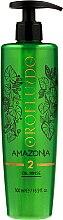 Parfumuri și produse cosmetice Șampon de curățare pentru păr - Orofluido Amazonia 2 Step Oil Rinse