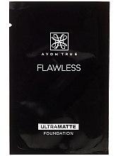Parfumuri și produse cosmetice Fond de ten - Avon True Flawless Ultramatte Foundation (tester)