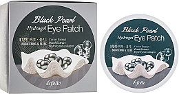 Духи, Парфюмерия, косметика Patch-uri hidrogel cu extract de perle negre - Esfolio Black Pearl Hydrogel Eye Patch