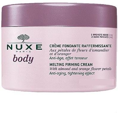 Cremă pentru corp - Nuxe Body Fondant Firming Cream