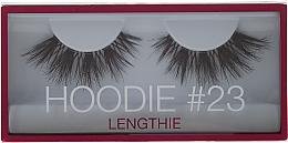 Parfumuri și produse cosmetice Gene false - Huda Beauty Hoodie Lengthie Lash 23