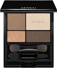 Parfumuri și produse cosmetice Paletă farduri de ochi - Kanebo Sensai Eye Color Palette