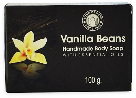 Săpun - Song of India Soap Vanilla Beans — Imagine N1