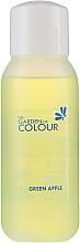 Parfumuri și produse cosmetice Soluție pentru îndepărtarea ojei - Silcare The Garden Of Colour Polish Remover Green Apple