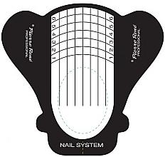Parfumuri și produse cosmetice Șabloane pentru alungirea unghiilor - Pierre Rene Professional Nail System