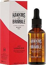 Parfumuri și produse cosmetice Ulei pentru barbă - Hawkins & Brimble Elemi & Ginseng Beard Oil