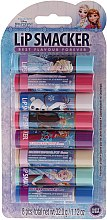 Parfumuri și produse cosmetice Set balsamuri pentru buze - Lip Smacker Frozen (balm/8x4g)