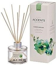"""Parfumuri și produse cosmetice Difuzor aromatic """"Frunze de tomate, ierburi și mușchi moale"""" - Bolsius Fragrance Diffuser Garden Dreams"""