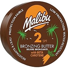 Parfumuri și produse cosmetice Ulei de corp cu efect bronzant - Malibu Bronzing Body Butter SPF 2