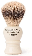Parfumuri și produse cosmetice Pămătuf de ras, S2234 - Taylor of Old Bond Street Shaving Brush Super Badger size M