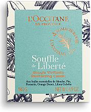 Parfumuri și produse cosmetice Lumânare aromată - L'Occitane Revitalizing Candle Breath Of Freedom