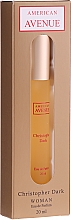 Parfumuri și produse cosmetice Christopher Dark American Avenue - Apă de parfum (mini)