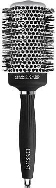 Perie Brushing, 53 mm. - Lussoni Hot Volume Styling Brush 53 mm — Imagine N1