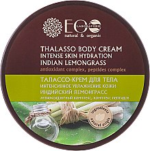 """Parfumuri și produse cosmetice Thalasso body cream """"Hidratare intensivă"""" - ECO Laboratorie Natural & Organic"""