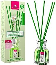 """Parfumuri și produse cosmetice Difuzor aromatic """"Iasomie înflorită de noapte"""" - Cristalinas Reed Diffuser"""
