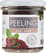 Parfumuri și produse cosmetice Peeling cu cafea pentru corp - E-Fiore Coffee Body Peeling