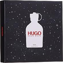 Parfumuri și produse cosmetice Hugo Boss Hugo Man - Set (edt/75ml + deo/75ml)