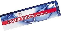 Parfumuri și produse cosmetice Vopsea de păr fără amoniac - Wella Professionals Color Touch Special Mix