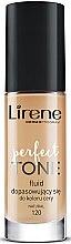 Parfumuri și produse cosmetice Fond de ten fluid - Lirene Perfect Tone Fluid