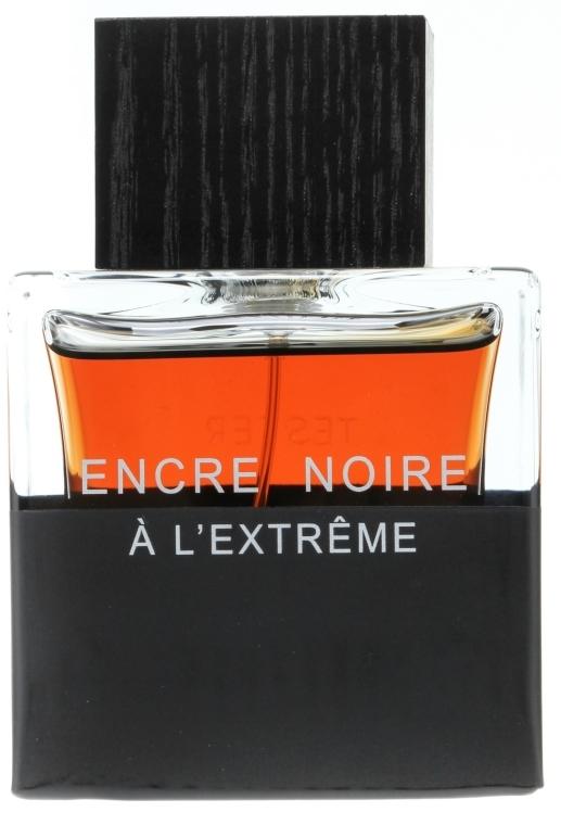 Lalique Encre Noire A L`Extreme - Apă de parfum (tester cu capac)