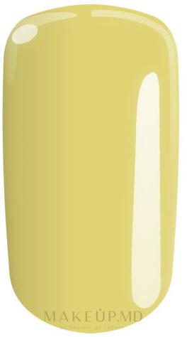Gel pentru unghii - Silcare Base One Color Pastel — Imagine 01 - Yellow