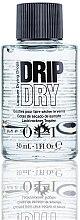 Parfumuri și produse cosmetice Lac pentru uscarea rapidă a unghiilor - O.P.I Drip Dry Drops