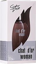 Parfumuri și produse cosmetice Chat D'or Chat D'or Woman - Apă de parfum