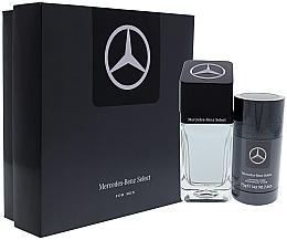 Parfumuri și produse cosmetice Set - Mercedes Benz Select Gift Set (edt/100ml + dst/75ml)
