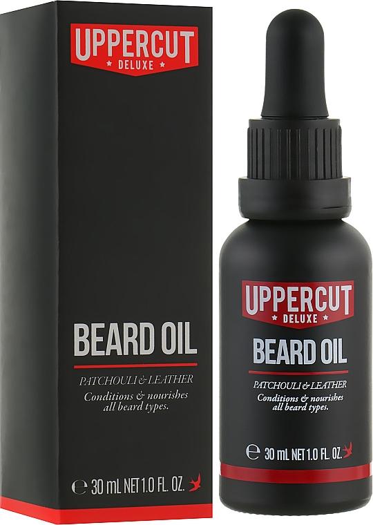 Ulei pentru barbă - Uppercut Deluxe Beard Oil