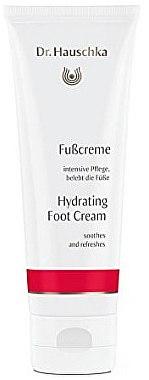 Cremă hidratantă pentru picioare - Dr. Hauschka Hydrating Foot Cream — Imagine N1