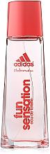 Parfumuri și produse cosmetice Adidas Fun Sensations - Apă de toaletă