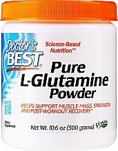 Parfumuri și produse cosmetice Aminoacizi L-glutamină, pulbere - Doctor's Best