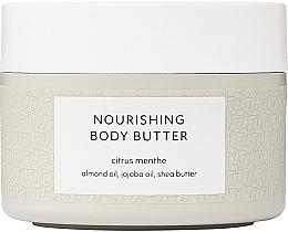 Parfumuri și produse cosmetice Ulei de corp - Estelle & Thild Citrus Menthe Nourishing Body Butter