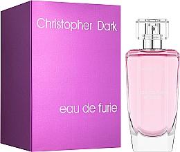 Parfumuri și produse cosmetice Christopher Dark Eau de Furie - Apă de parfum
