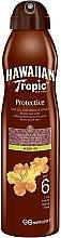 Parfumuri și produse cosmetice Ulei uscat pentru bronzare - Hawaiian Tropic Protective Dry Oil Continuous Spray Aragan Oil SPF 6