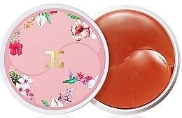 Parfumuri și produse cosmetice Patch-uri cu hidrogel cu extract de hibiscus - JayJun Roselle Tea Eye Gel Patch