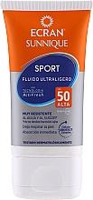 Parfumuri și produse cosmetice Fluid cu protecție solară - Ecran Sun Sport Ultralight Fluid Spf50