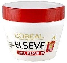 Parfumuri și produse cosmetice Mască pentru păr deteriorat - L'Oreal Paris Elseve Full Repair 5 Mask
