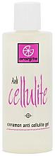 Parfumuri și produse cosmetice Gel anticelulitic cu scorțișoară - Oranjito Anti-Cellulite Gel