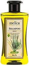 """Parfumuri și produse cosmetice Șampon """"Strălucire sănătoasă"""" - Melica Organic Shine Shampoo"""