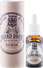 Parfumuri și produse cosmetice Ulei pentru barbă - Mr. Bear Family Brew Oil Citrus