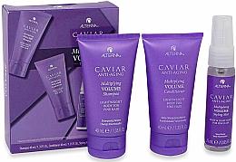 Parfumuri și produse cosmetice Set - Alterna Caviar Anti-Aging Multiplying Volume (shm/40ml + cond/40ml + mist/25ml)