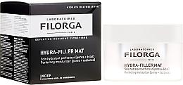 Parfumuri și produse cosmetice Cremă-gel de față - Filorga Hydra-Filler Mat
