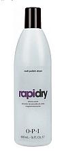 Parfumuri și produse cosmetice Uscător pentru lacul de unghii, cu ulei, avoplex - O.P.I RapiDry Avoplex Oil