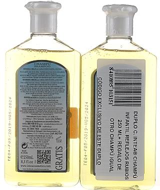 Set - Intea Children Camomile Shampoo (shm/2x250ml) — Imagine N2