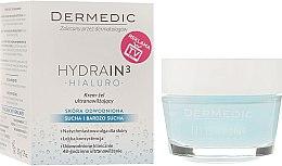 Parfumuri și produse cosmetice Gel cremă ultrahidratant - Dermedic Hydrain3 Hialuro