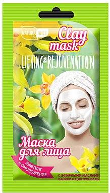 Mască de față - NaturaList Clay Mask  — Imagine N1