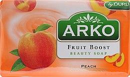 Parfumuri și produse cosmetice Săpun - Arko Fruit Boost Beaty Soap Peach